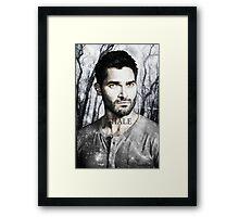 III Framed Print