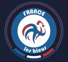 Euro 2016 Football - Team France Kids Tee