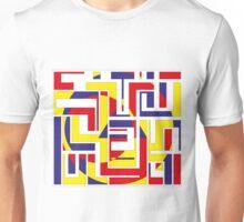 Tribal Constructivist - Marquesas Unisex T-Shirt