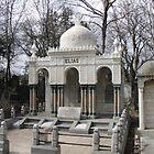 Elias-Mausoleum At Zentralfriedhof, Vienna Austria by Mythos57