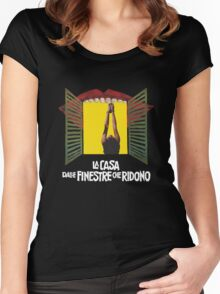 Laughing Sebastiane Women's Fitted Scoop T-Shirt