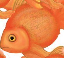 Goldfish Dreams Sticker