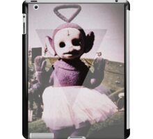 Dark Telletubbie  iPad Case/Skin