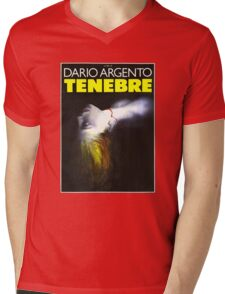 Tenebre Mens V-Neck T-Shirt