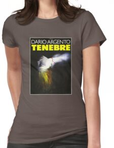 Tenebre Womens Fitted T-Shirt