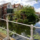 ...old Delft .. on a sunny afternoon ...( enlarge for details) by John44