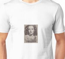 Joan Crawford Unisex T-Shirt