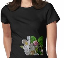Spring's Greeting Womens Fitted T-Shirt