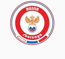 Euro 2016 Football - Team Russia Unisex T-Shirt