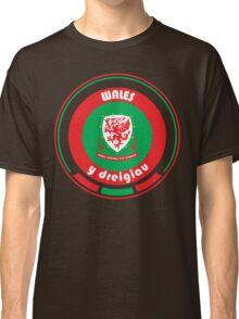 Euro 2016 Football - Team Wales Classic T-Shirt