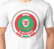 Euro 2016 Football - Team Wales Unisex T-Shirt