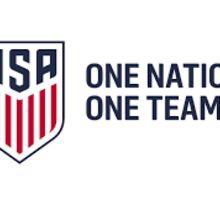 One Nation One Team Sticker