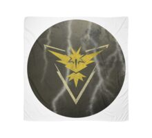 Pokemon Go - Team Instinct (lightning circle 2) Scarf