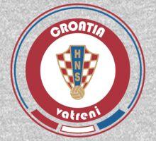 Euro 2016 Football - Team Croatia Kids Tee