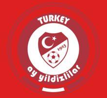 Euro 2016 Football - Team Turkey One Piece - Short Sleeve