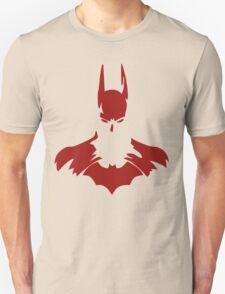 Red Batman Unisex T-Shirt