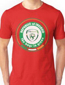 Euro 2016 Football - Team Republic of Ireland Unisex T-Shirt