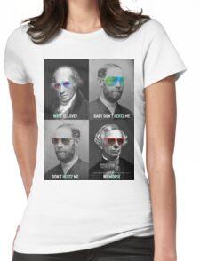 Watt is Love? Womens Fitted T-Shirt