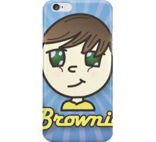 BaldBrownie22 poster iPhone Case/Skin