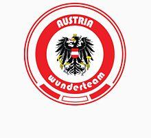 Euro 2016 Football - Team Austria Unisex T-Shirt