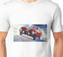 1956 Ferrari 250 GT Berlinetta 'Tour de France' by Carrozzeria Scaglietti  Unisex T-Shirt