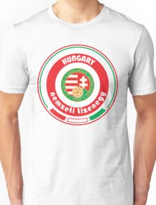 Euro 2016 - Team Hungary Unisex T-Shirt