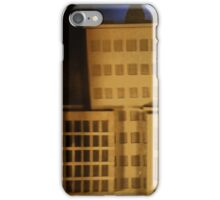 City detail iPhone Case/Skin