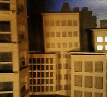 City detail by gehlhausenn
