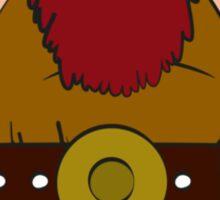 Wikinger - viking olaf Sticker