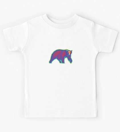 Heat Vision - Polar Bear Kids Tee