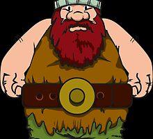 big wik - wikinger - viking olaf by littleicebear22