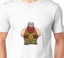 big wik - wikinger - viking olaf Unisex T-Shirt