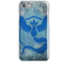 Pokemon Go - Team Mystic (arctic circle 2) iPhone Case/Skin