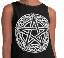 Celtic Pentacle, Pentagram Contrast Tank