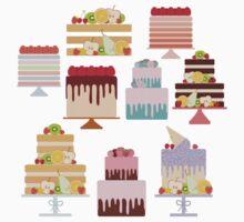 Sweet Cakes Kids Tee