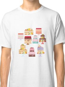 Sweet Cakes Classic T-Shirt