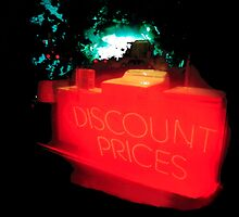 Discount Prices by HoneysDead