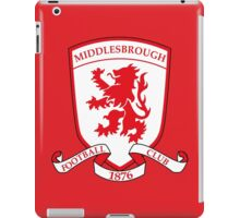 welcome middlesbrough iPad Case/Skin