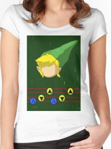 Link Women's Fitted Scoop T-Shirt