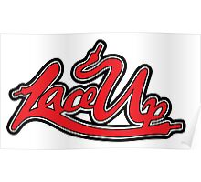 machine gun kelly - lace up Poster