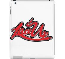 machine gun kelly - lace up iPad Case/Skin
