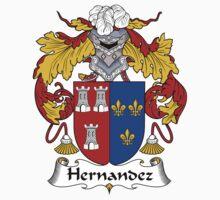 Hernandez Coat of Arms/Family Crest Baby Tee