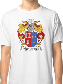 Hernandez Coat of Arms/Family Crest Classic T-Shirt