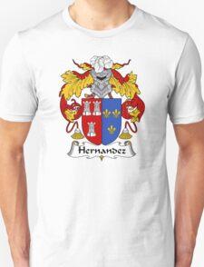 Hernandez Coat of Arms/Family Crest Unisex T-Shirt