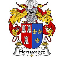 Hernandez Coat of Arms/Family Crest Photographic Print