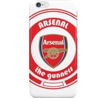 EPL 2016 - Football - Arsenal iPhone Case/Skin