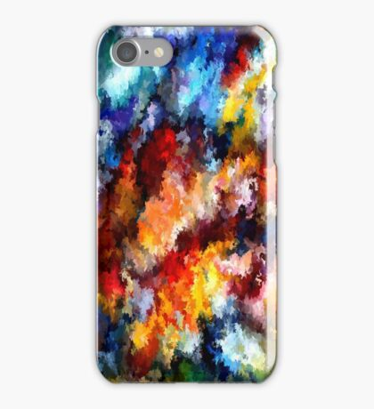 modern composition 06 by rafi talby iPhone Case/Skin