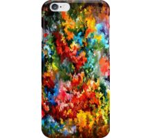 modern composition 09 by rafi talby iPhone Case/Skin