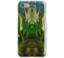 modern composition 11 by rafi talby iPhone Case/Skin