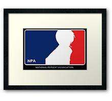 <ONE PIECE> Sanji NBA Style Framed Print